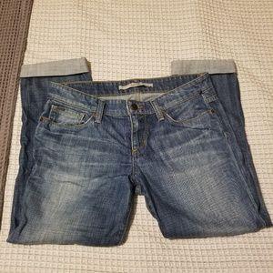 Joe's Cropped Jeans